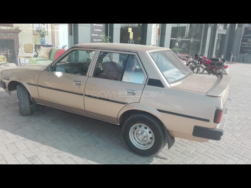 Toyota Corolla LX Limited 1.3 1982 Image-1