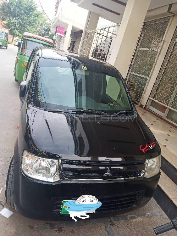 Mitsubishi Ek Wagon Limited 2007 Image-1