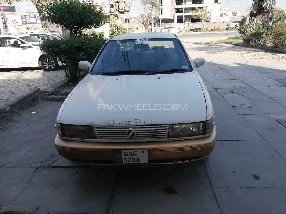 Nissan Sunny EX Saloon 1.6 1990 Image-1