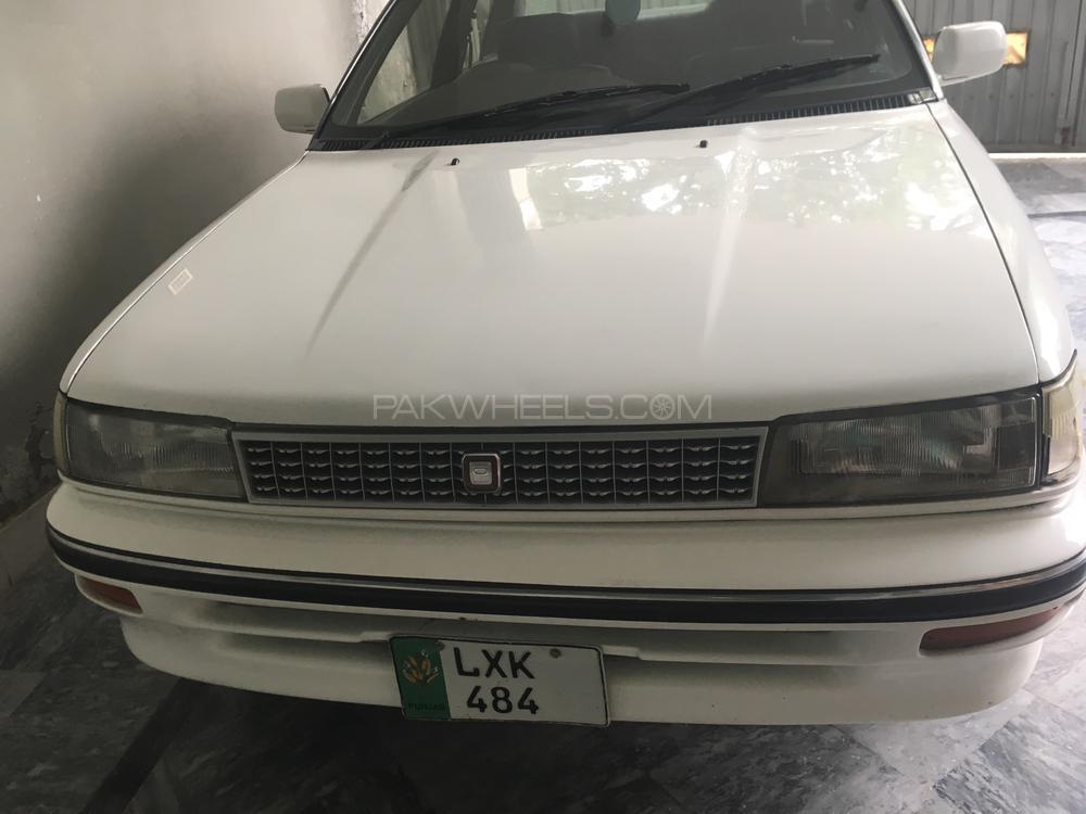 Toyota Corolla TX 1989 Image-1