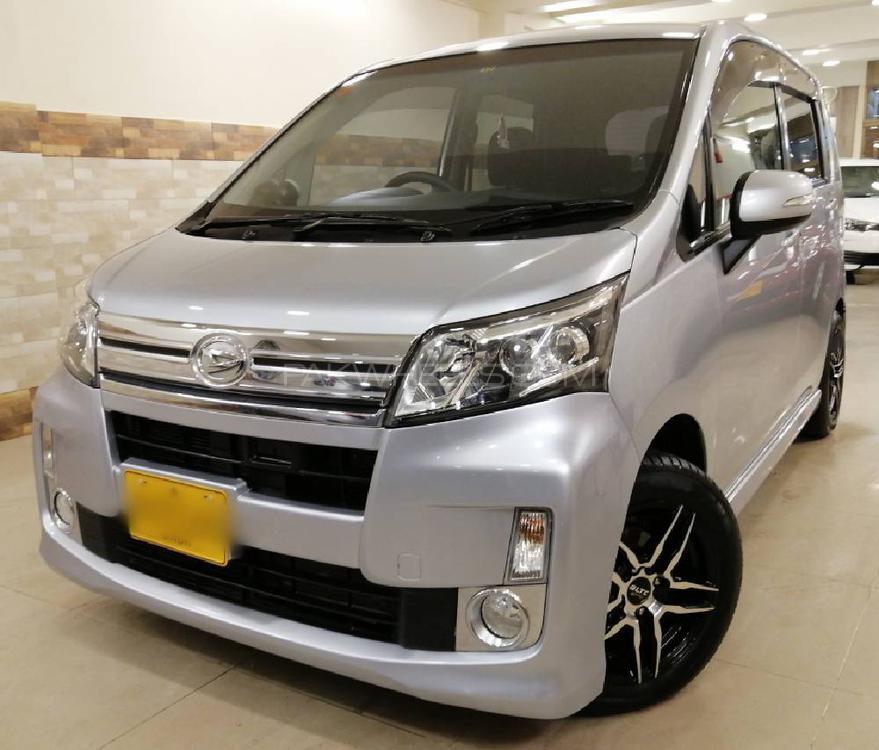 Daihatsu Move X Turbo 2014 Image-1