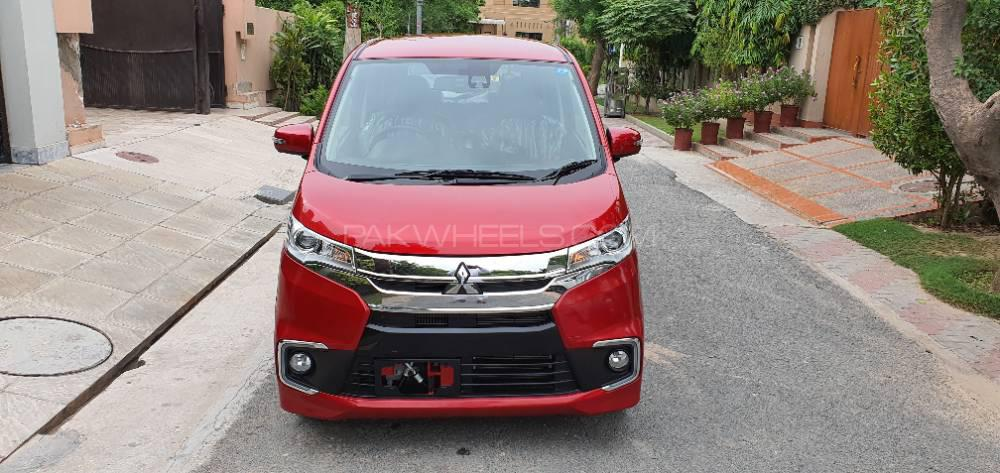 Mitsubishi Ek Wagon G Safety Plus Edition 2016 Image-1