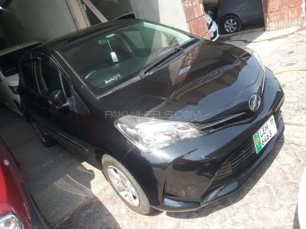 Toyota Vitz Jewela 1.0 2014 Image-1