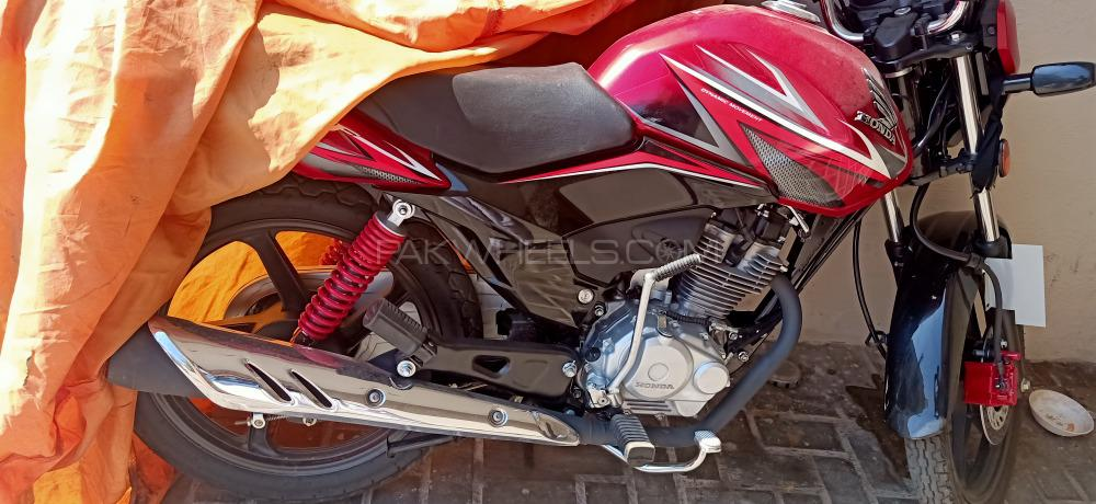 Honda CB 125F 2019 Image-1