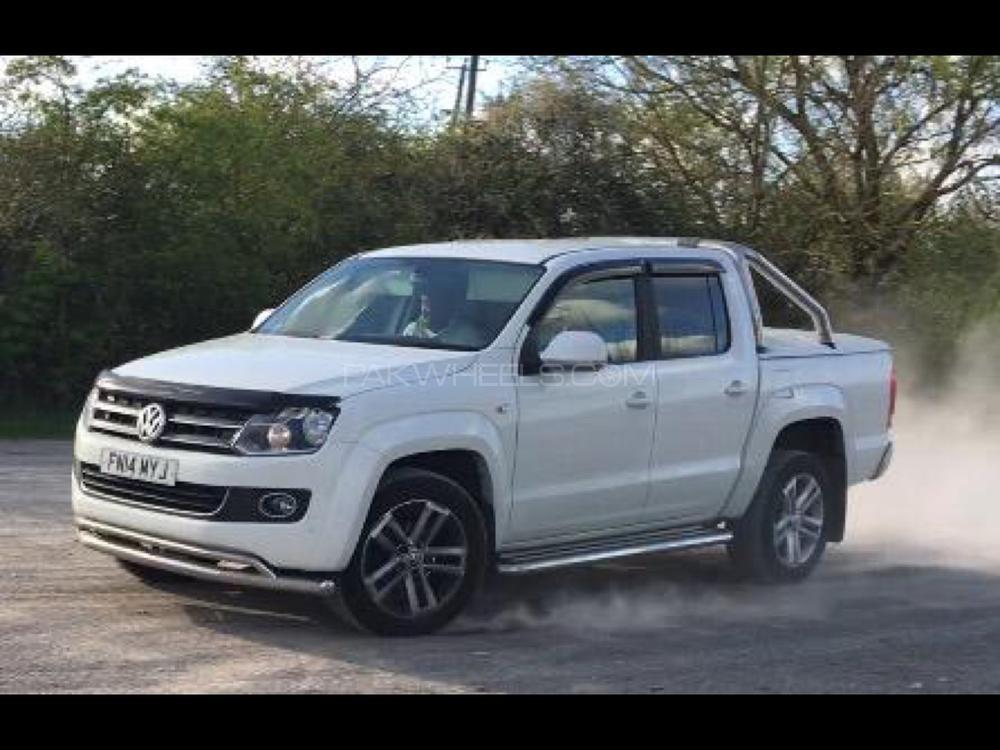 Volkswagen Amarok 2014 Image-1