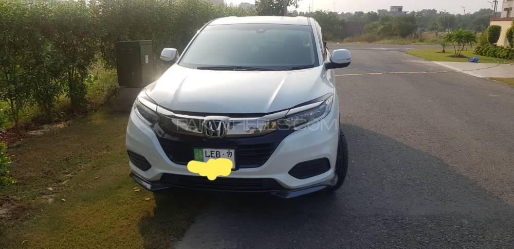 Honda Vezel X Honda Sensing 2018 Image-1
