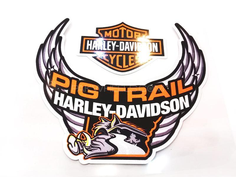 Big Trail Sticker  Image-1