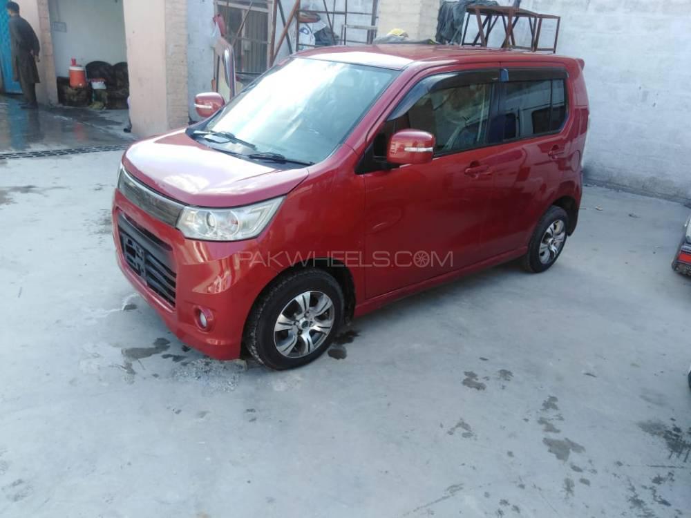 Suzuki Wagon R Stingray J Style 2013 Image-1