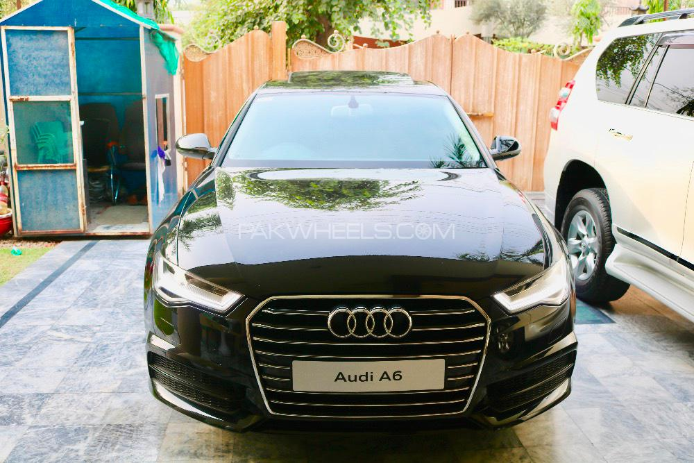 Audi A6 1.8 TFSI Business Class Edition 2017 Image-1