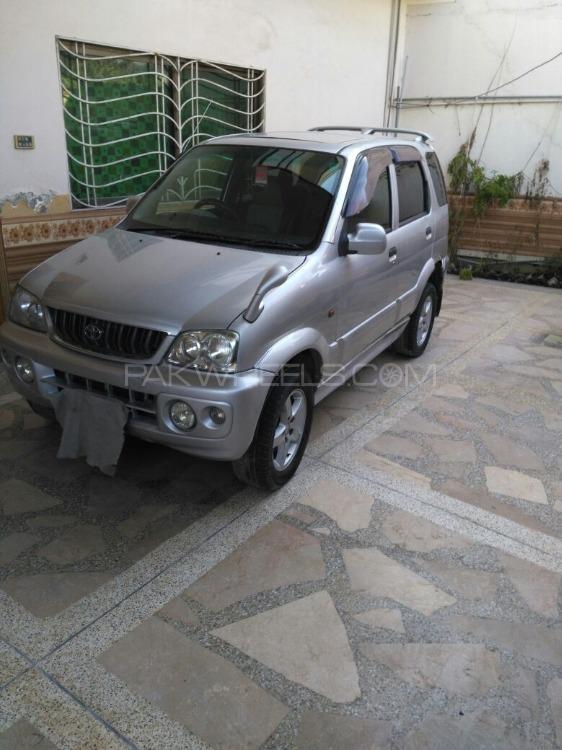 Toyota Cami Q 2002 Image-1