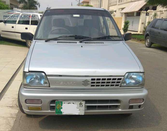 Suzuki Mehran VXR 2015 Image-1