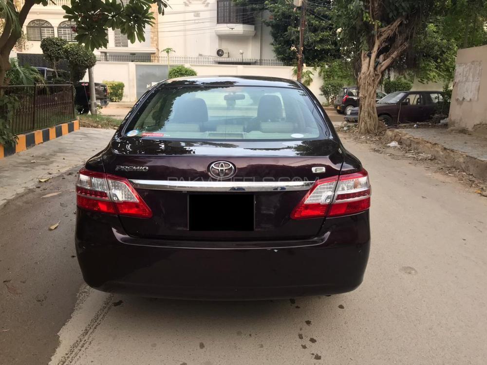 Toyota Premio F EX Package 1.5 2010 Image-1