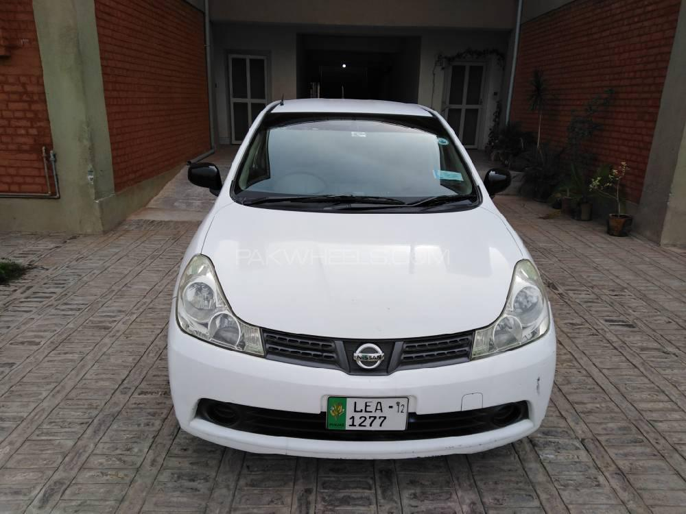 Nissan Wingroad 15M 2006 Image-1