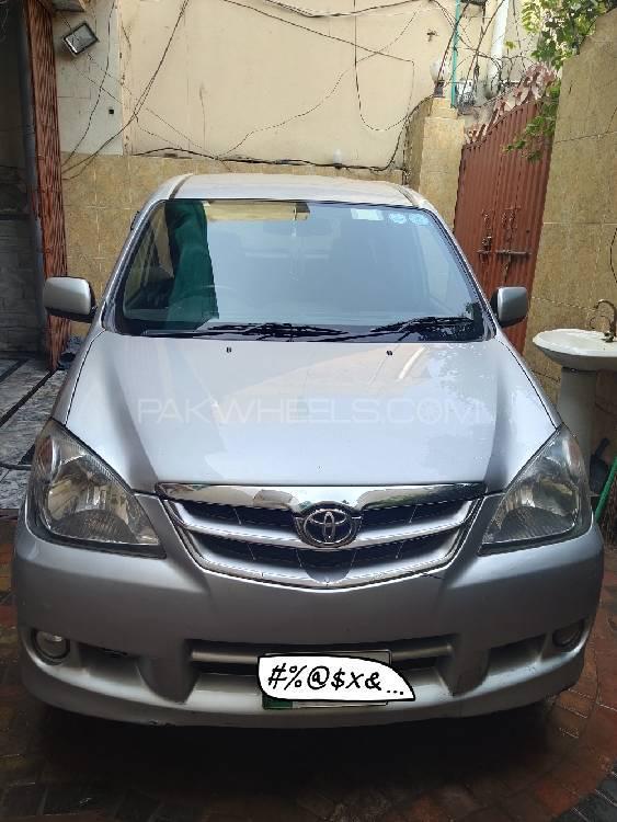 Toyota Avanza Standard 1.5 2010 Image-1
