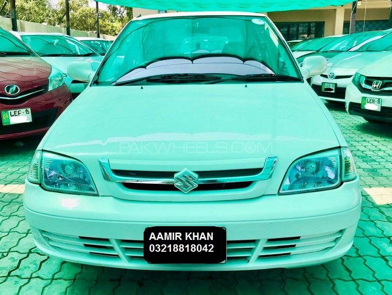 Suzuki Cultus Limited Edition 2017 Image-1