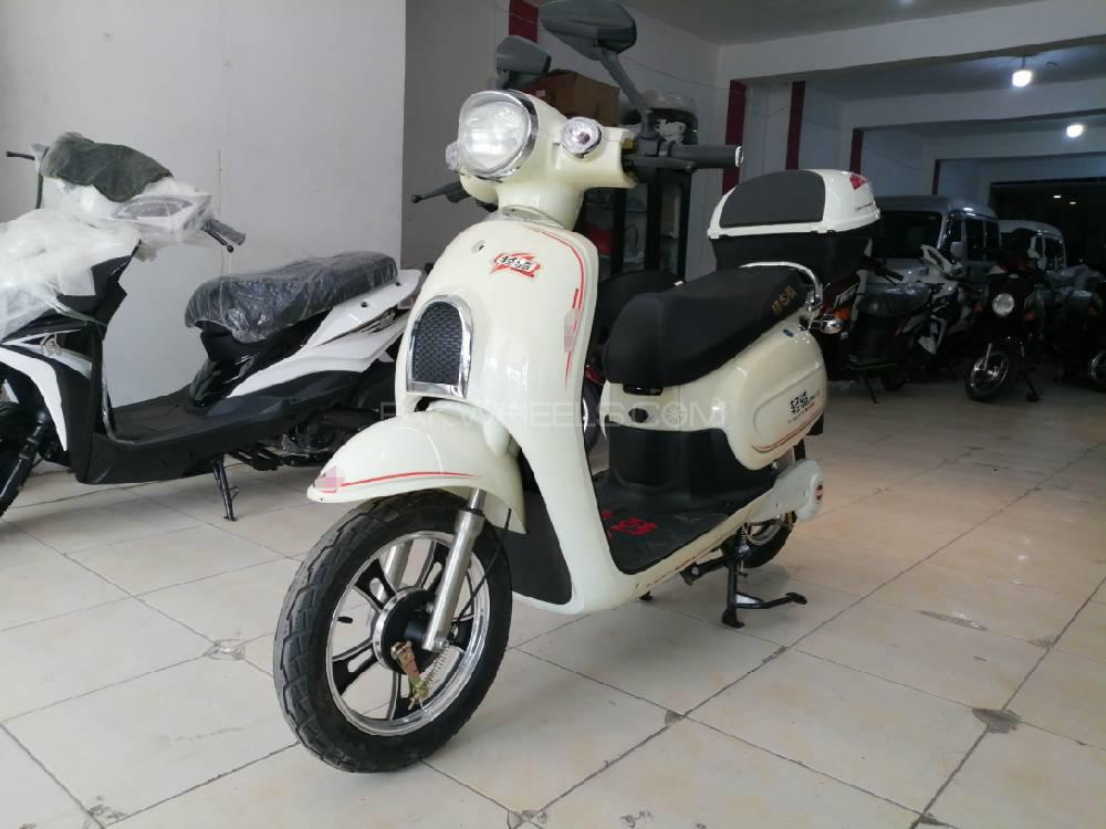 QINGQI Electric bike sporty 2020 Image-1