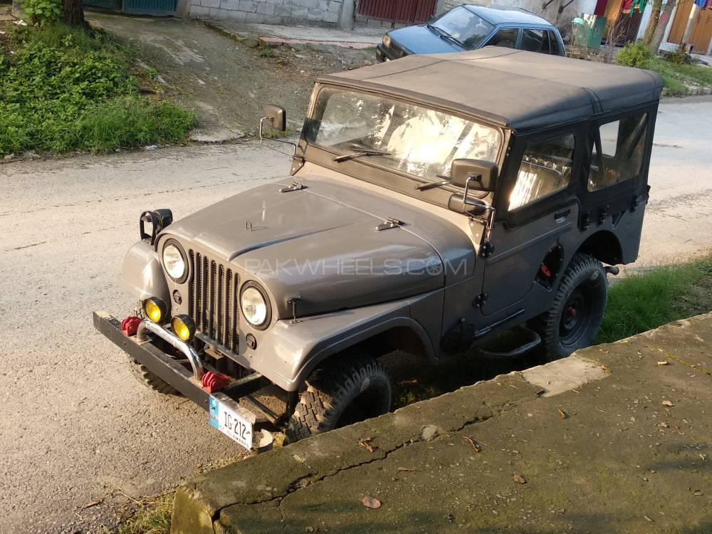Willys M38 1970 Image-1