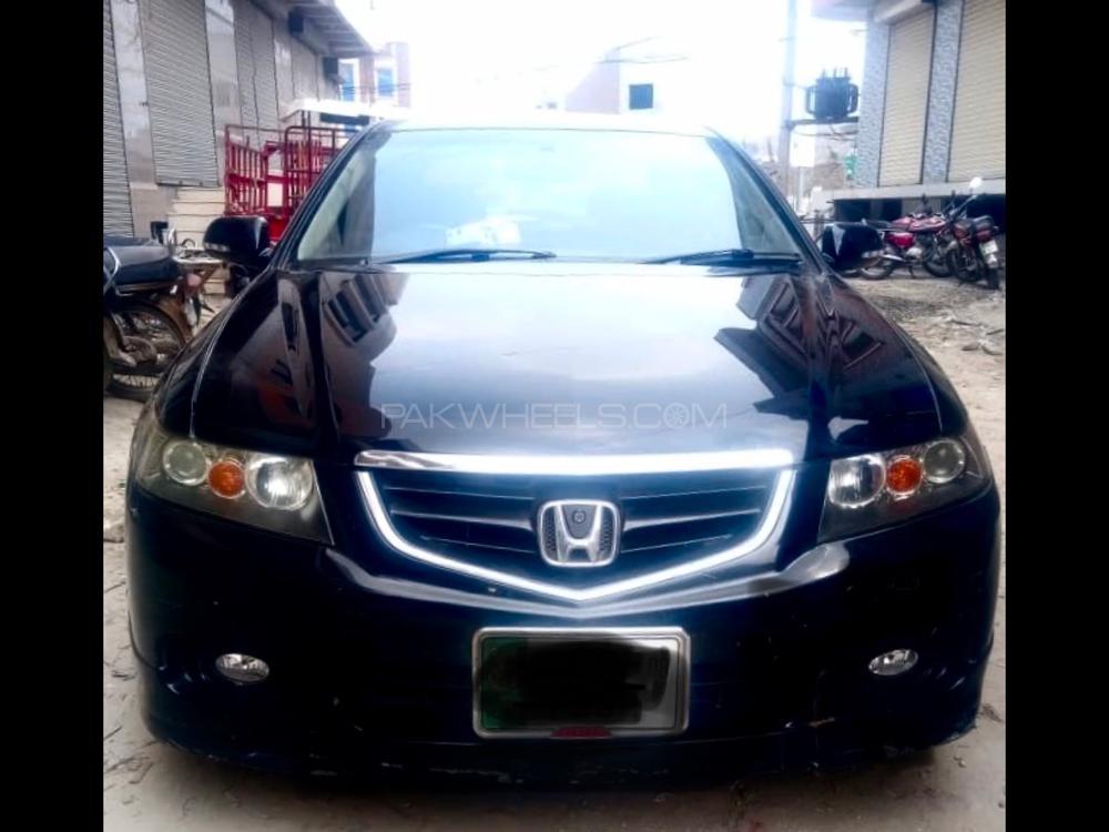 Honda Accord CL9 2008 Image-1