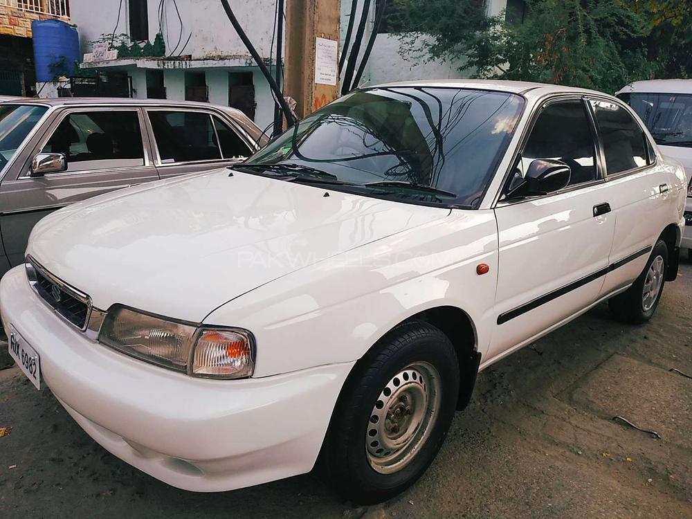 Suzuki Baleno GXi 2000 Image-1