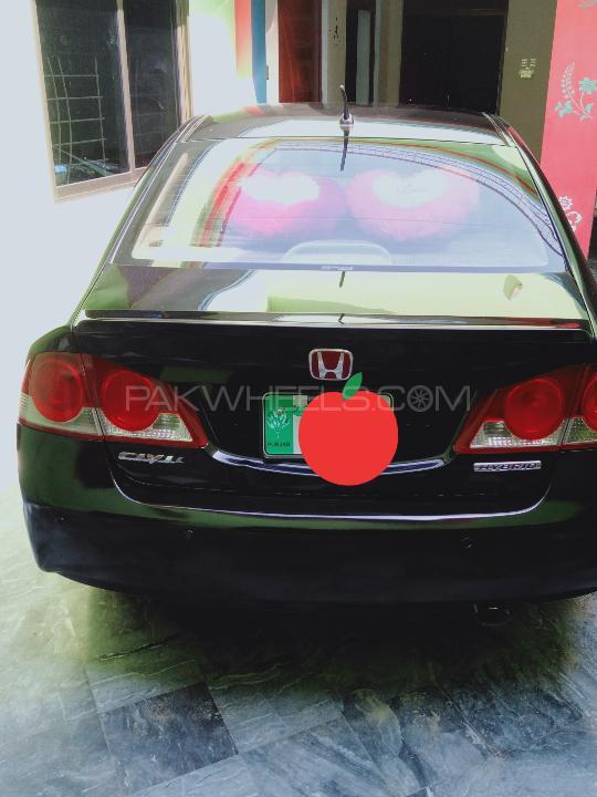 Honda Civic Hybrid MXB 2008 Image-1