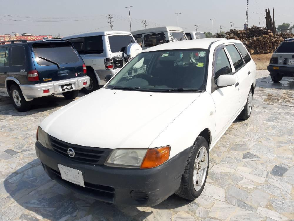 Nissan AD Van 1.3 DX 2007 Image-1