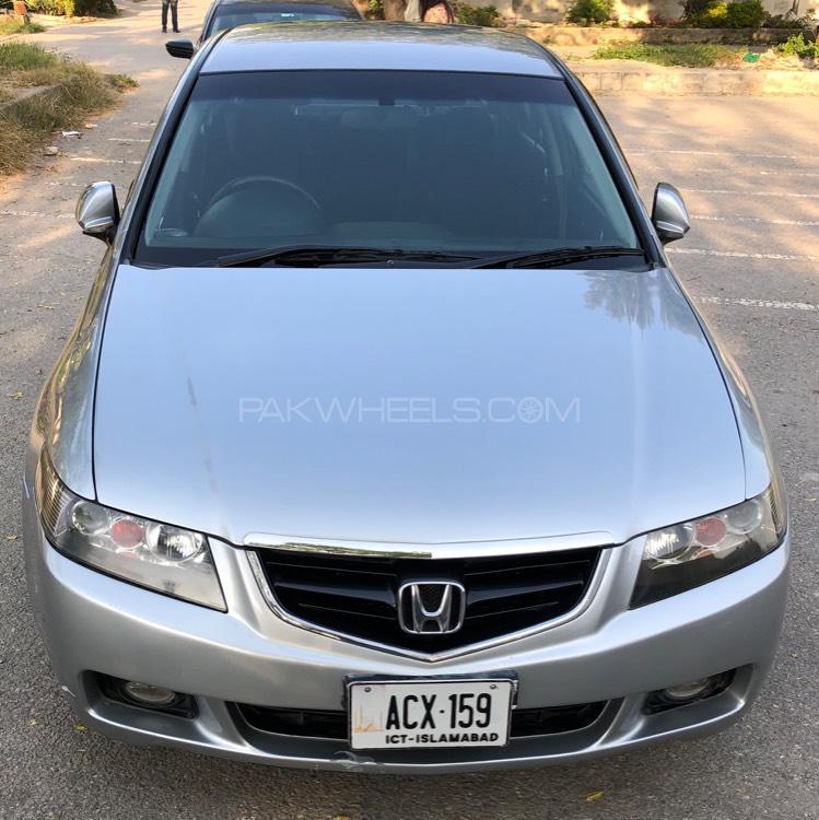 Honda Accord CL9 2005 Image-1