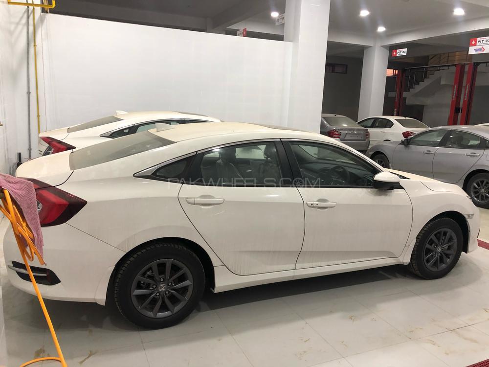 Honda Civic VTi Oriel UG Prosmatec 1.6 2019 Image-1
