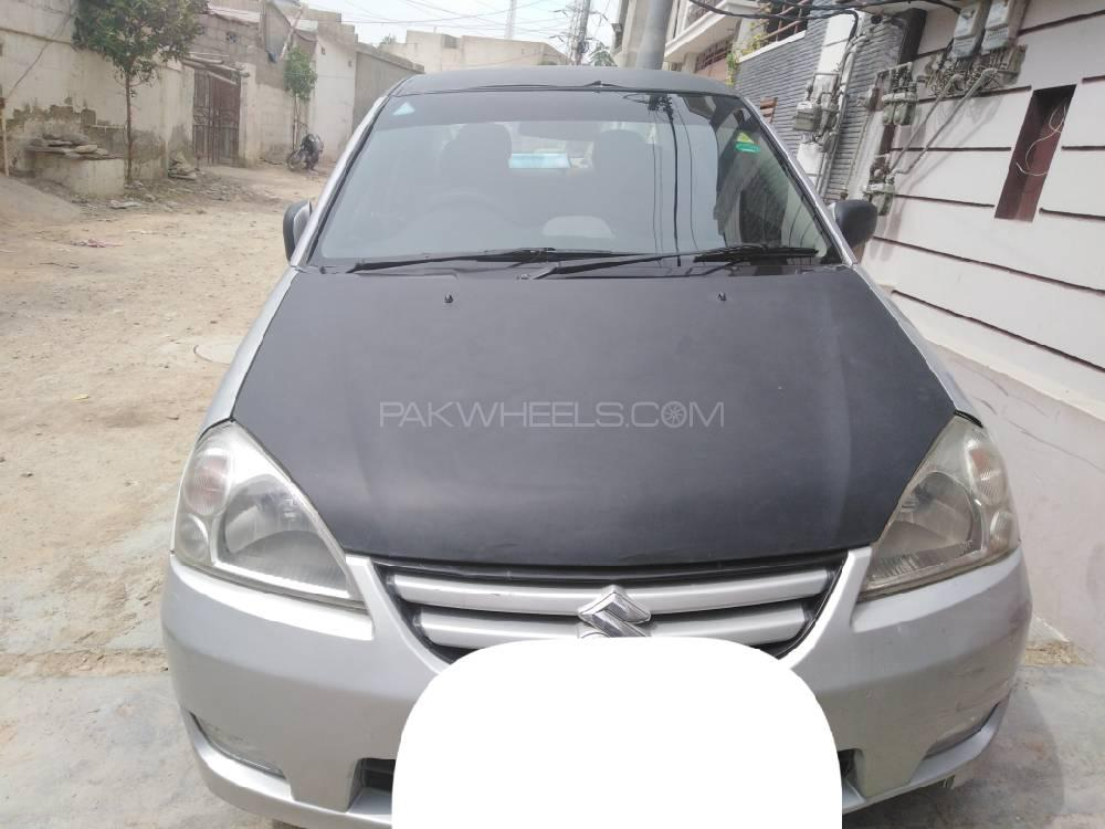 Suzuki Liana LXi (CNG) 2007 Image-1