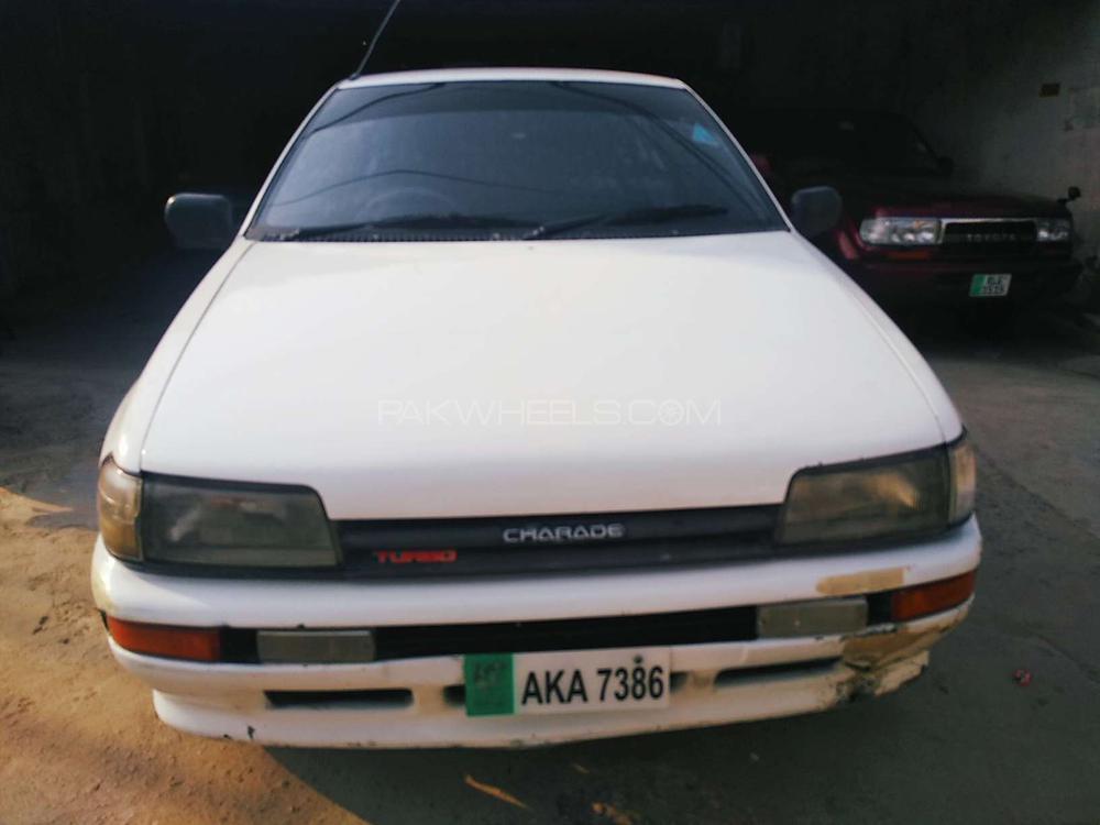 Daihatsu Charade CX 1992 Image-1