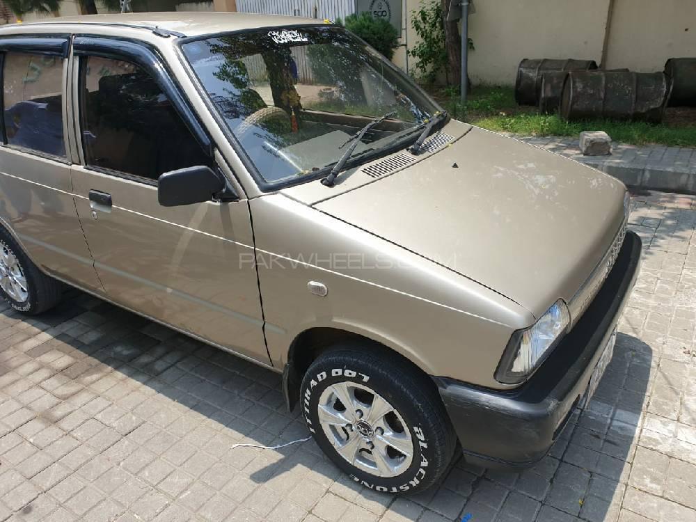 Suzuki Mehran VX Euro II 2017 Image-1