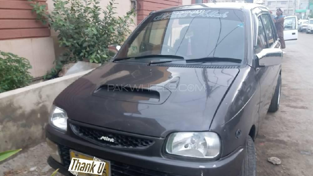 Daihatsu Cuore CX Ecomatic 2004 Image-1