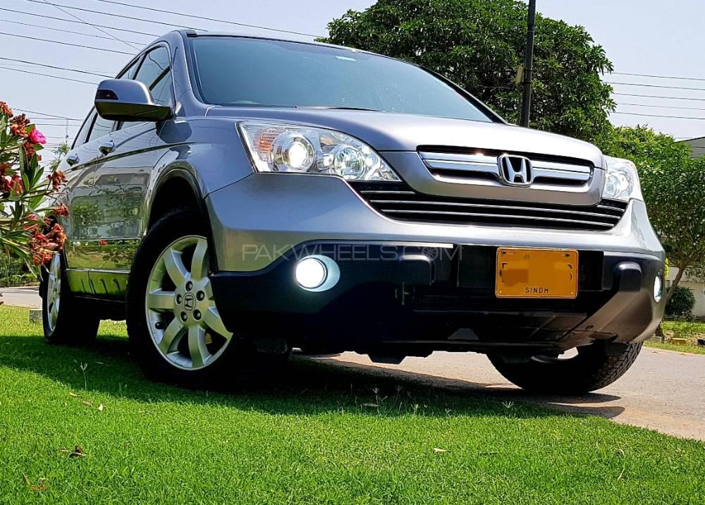 Honda CR-V ZX Exclusive 2.4 2009 Image-1