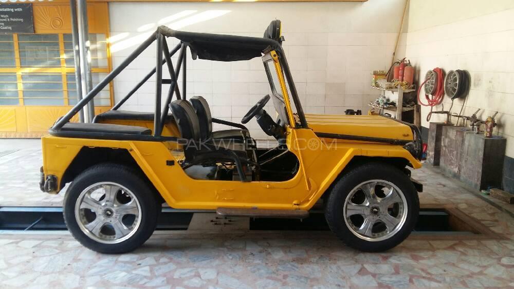 Jeep M 151 Standard 1991 Image-1