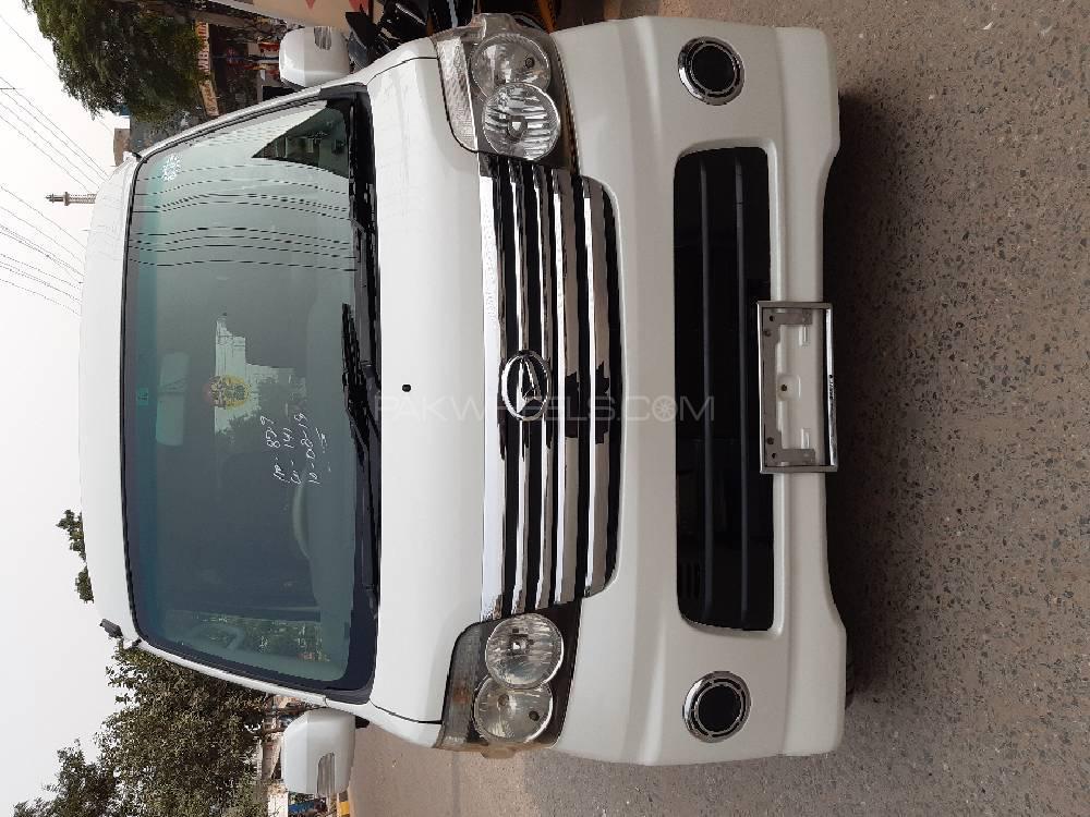 Daihatsu Atrai Wagon 2014 Image-1