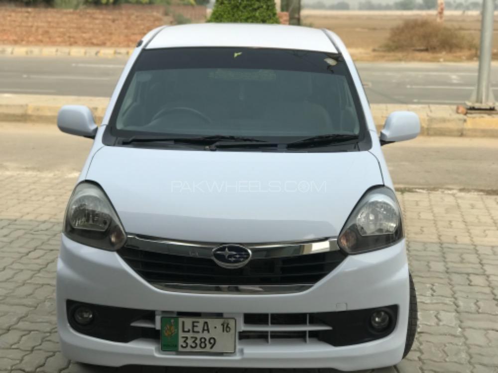 Subaru Pleo L LIMITED 2013 Image-1