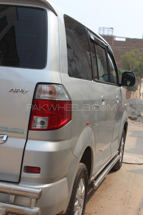 Suzuki APV GLX 2011 Image-1
