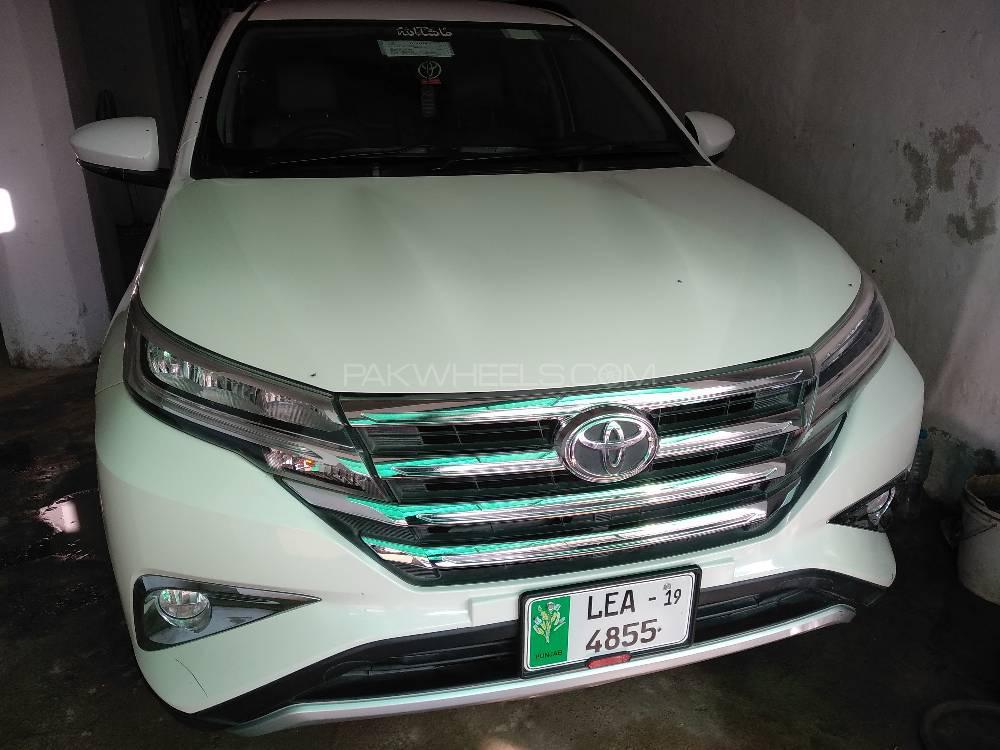 Toyota Rush G M/T 2019 Image-1