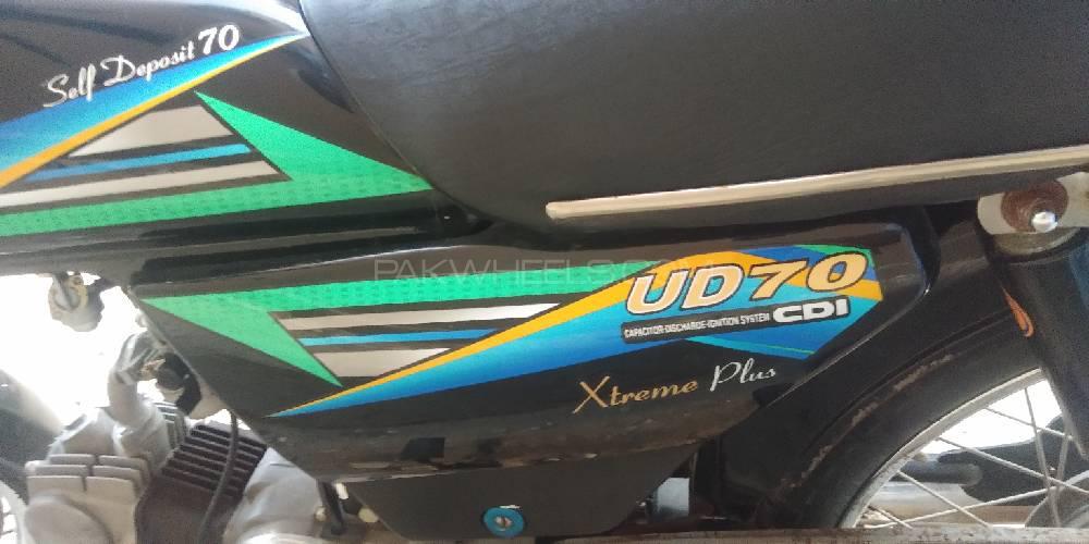Unique Xtreme UD 70 2019 Image-1