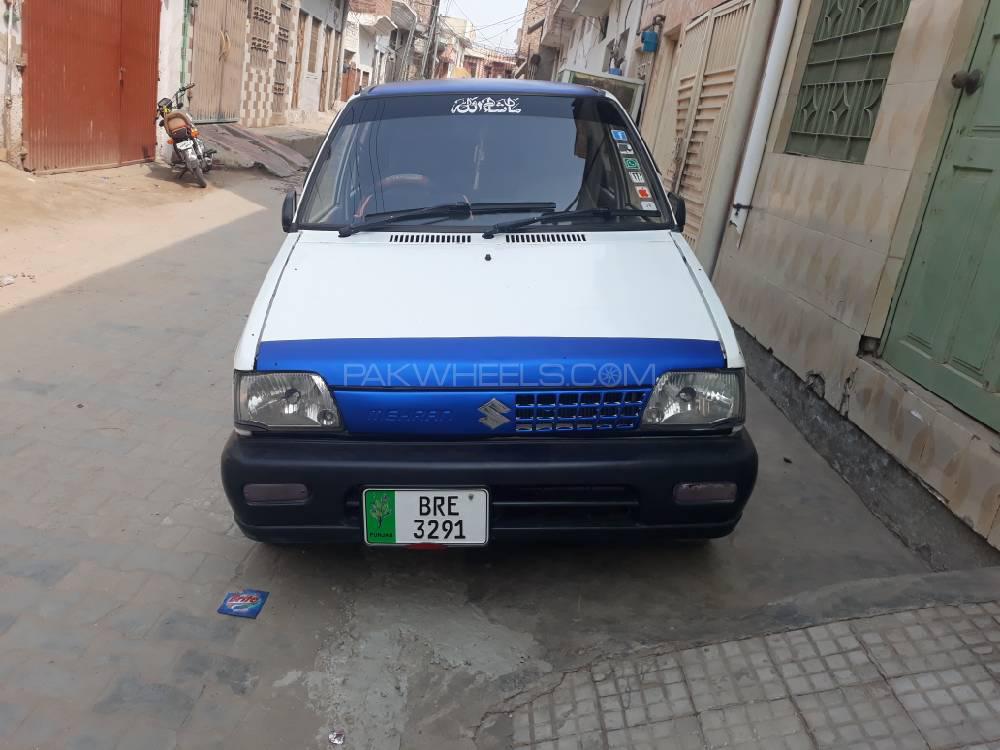 Suzuki Mehran VXR 1995 Image-1
