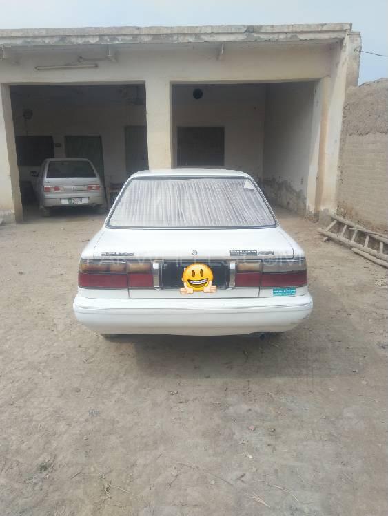 Toyota Corolla SE Limited 1990 Image-1