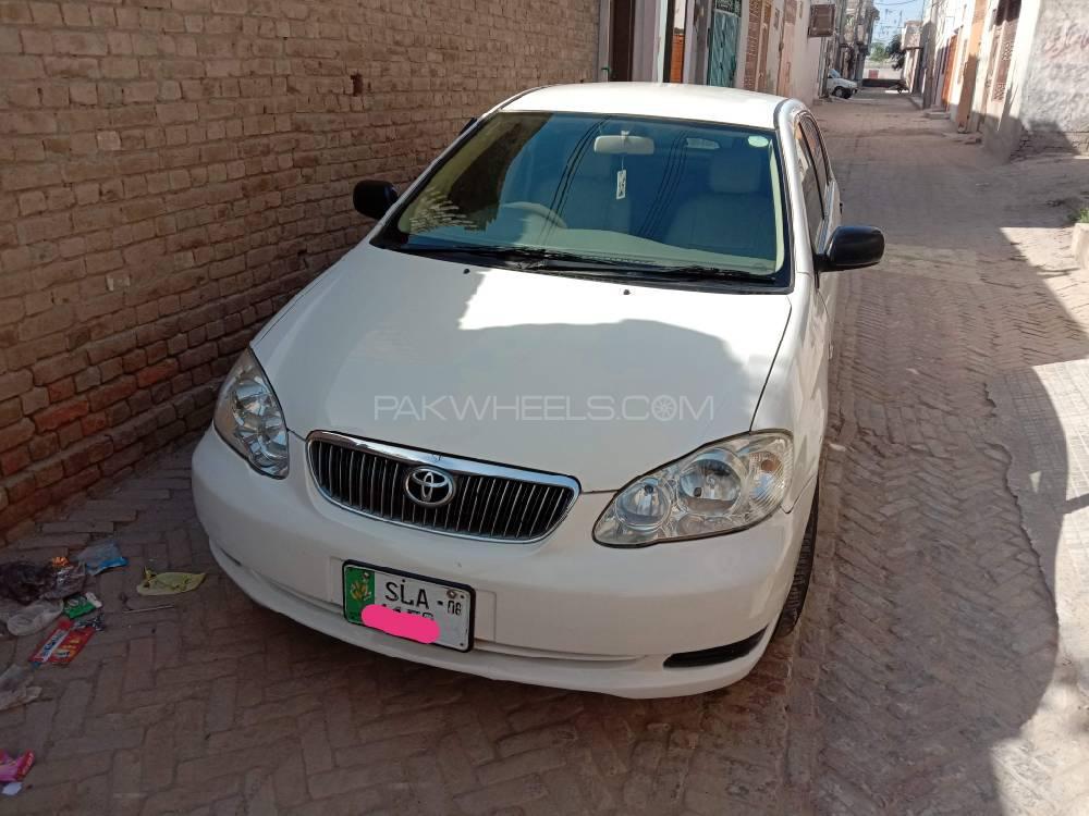 Toyota Corolla XLi 2003 Image-1