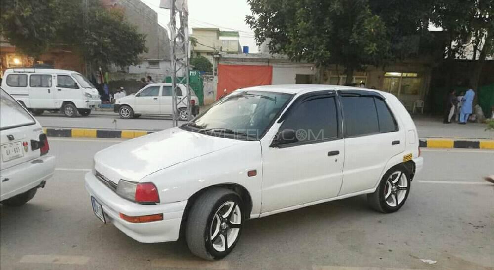 Daihatsu Charade GT-ti 2000 Image-1