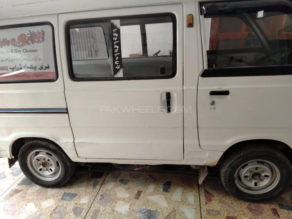 Suzuki Carry 2007 Image-1