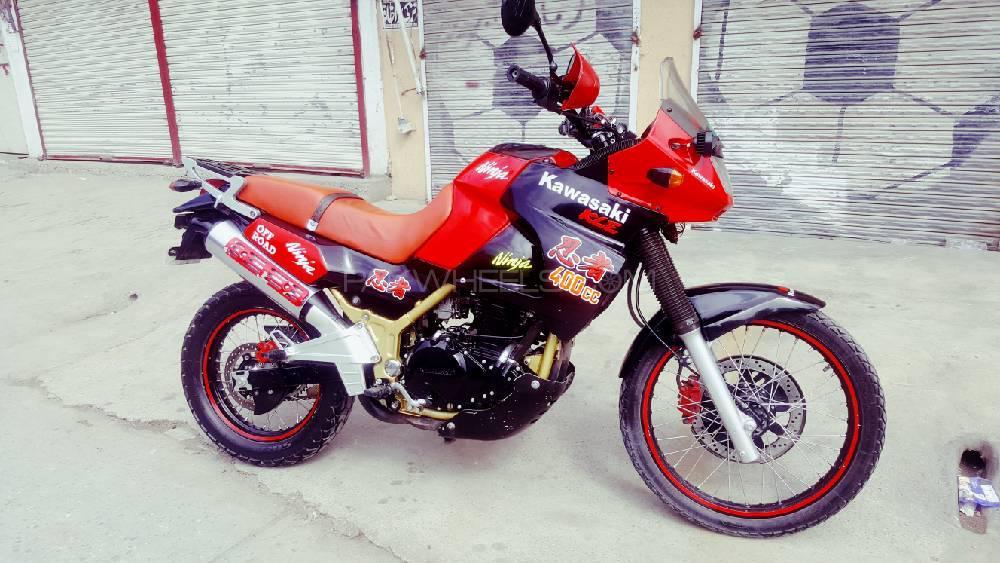 Kawasaki Ninja ZX-10R 2007 Image-1