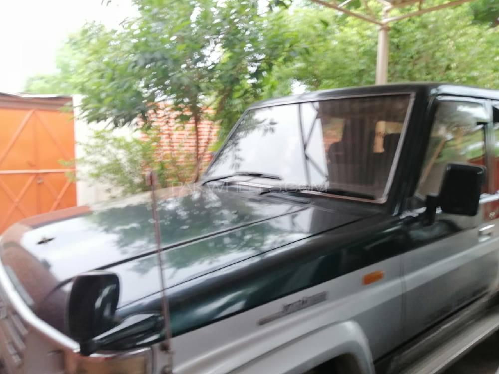 Toyota Prado VX 4.6 Automatic 1994 Image-1