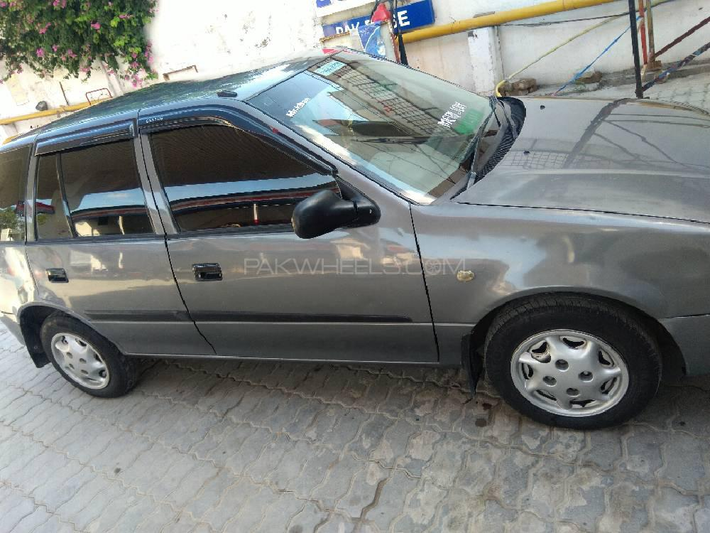 Suzuki Cultus VXLi (CNG) 2010 Image-1