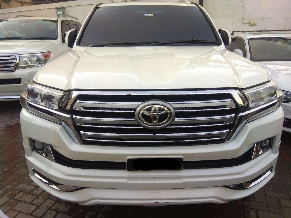 Toyota Land Cruiser AX G Selection 2007 Image-1