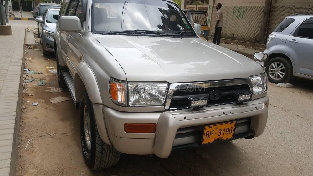 Toyota Surf SSR-G 2.7 1996 Image-1