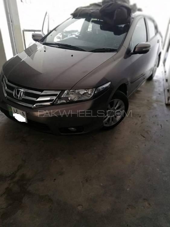 Honda City Aspire 1.5 i-VTEC 2016 Image-1