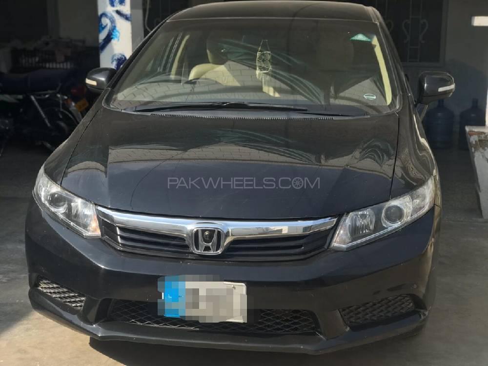 Honda Civic VTi 1.8 i-VTEC 2015 Image-1